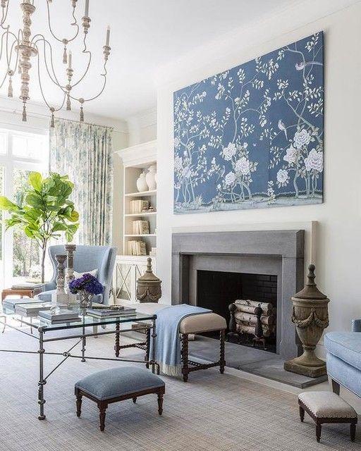 Traditional Home Hampton Designer Showhouse. Thanks to ...