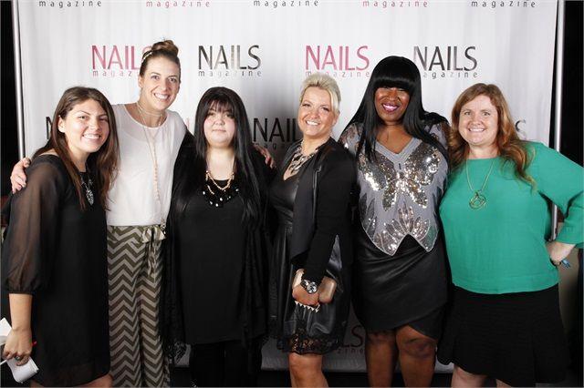 NAILS Next Top Nail Artist Photobooth - NAILS Magazine