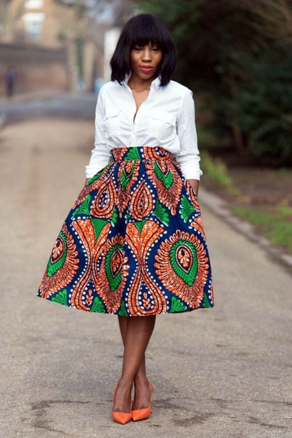 1b67b31780a4e Black African Girls Killing It (45 Chic Outfits)