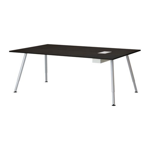 IF Open Space R GALANT Conference Table In - Conference table width
