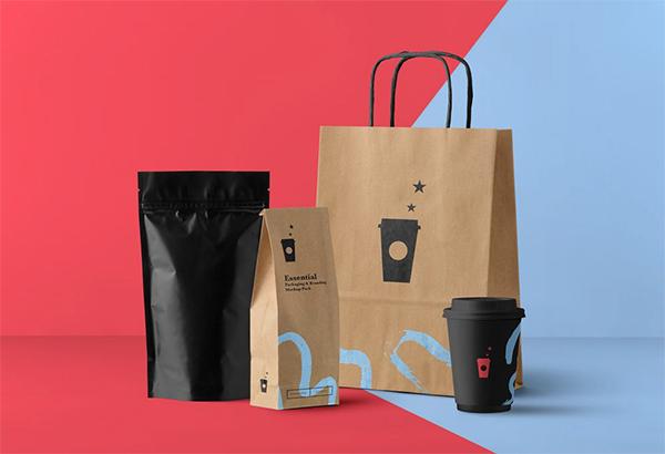 Download Free Packaging Mockups In 2021 Free Packaging Mockup Packaging Mockup Free Mockup