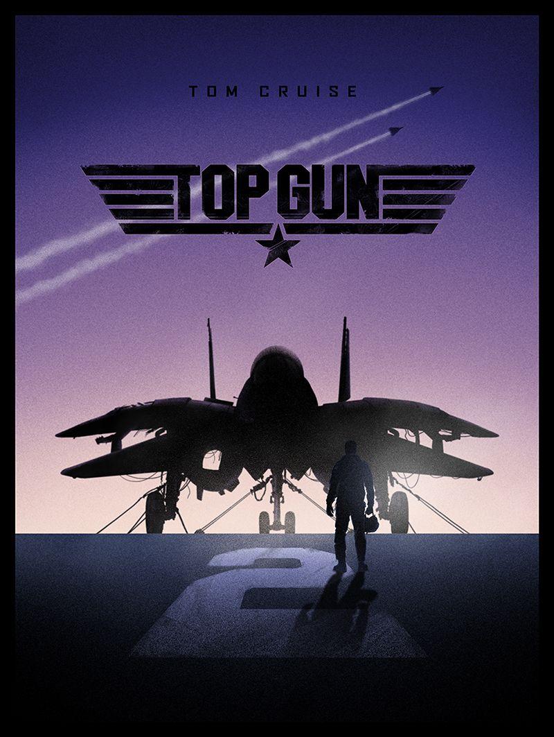 Top Gun 2 Part Of Iam8bit Sequel Show Prints Pinterest Affiche De Film Films Cultes And Cinematographie
