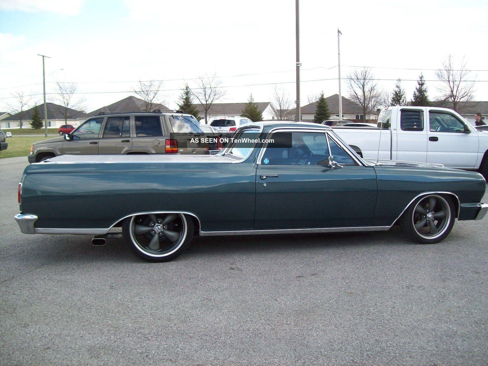 1964 Chevrolet El Camino Resto Mod Chevrolet El Camino