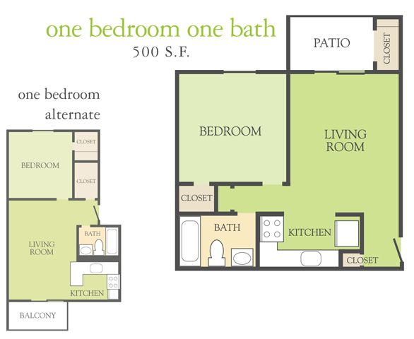 Best 500 Sf House Plans One Bedrooms 500 Sq Ft Floor 400 x 300