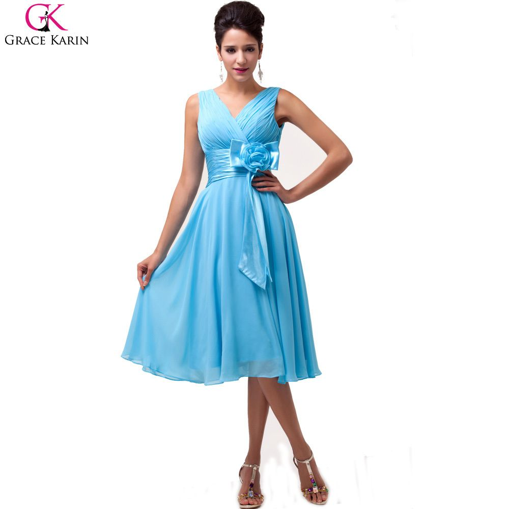 Short evening dress sleeveless elegant formal dresses for mother