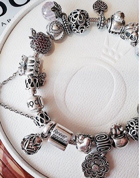 How Much Are Pandora Bracelets Worth : pandora, bracelets, worth, Pinterest:, Mjjlla, Pandora, Bracelet, Designs,, Charms,, Jewelry