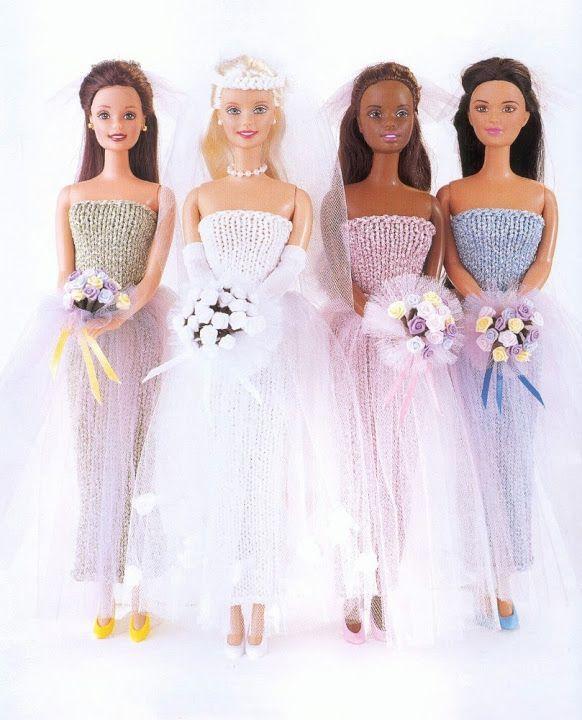 Knits For Barbie Diana Gil Picasa Web Albums Barbie Clothes