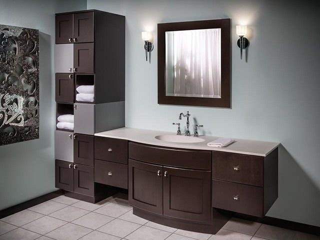 These Are The Color Trends You Need To Know Minimalist - Bathroom vanity color trends