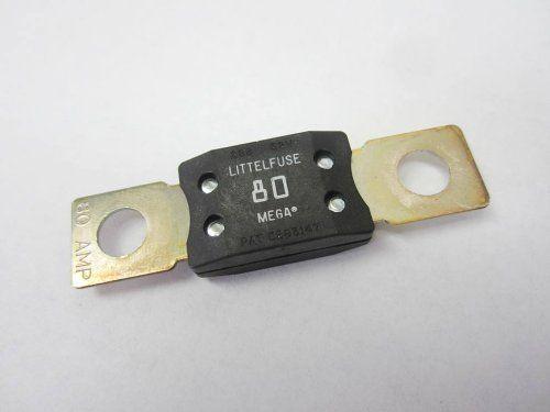 Genuine Gm Mega Fuse 80 Amp Littelfuse Model     Click On