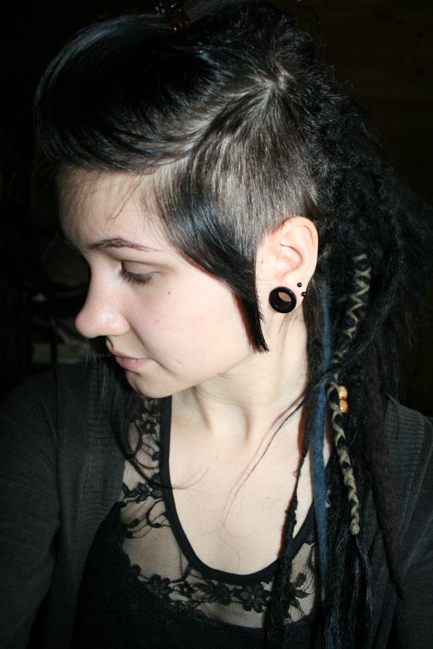 Black dreadlocks things i love pinterest dreadlocks mohawks