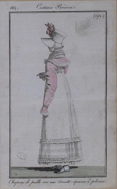 Regency Era Drawing Room: Regency Fashion, Costume
