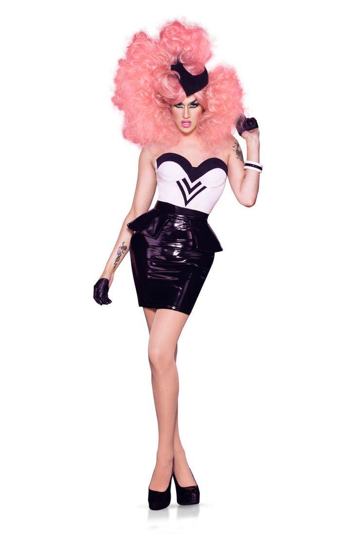 Rupauls drag race season 6queens looks adore delano