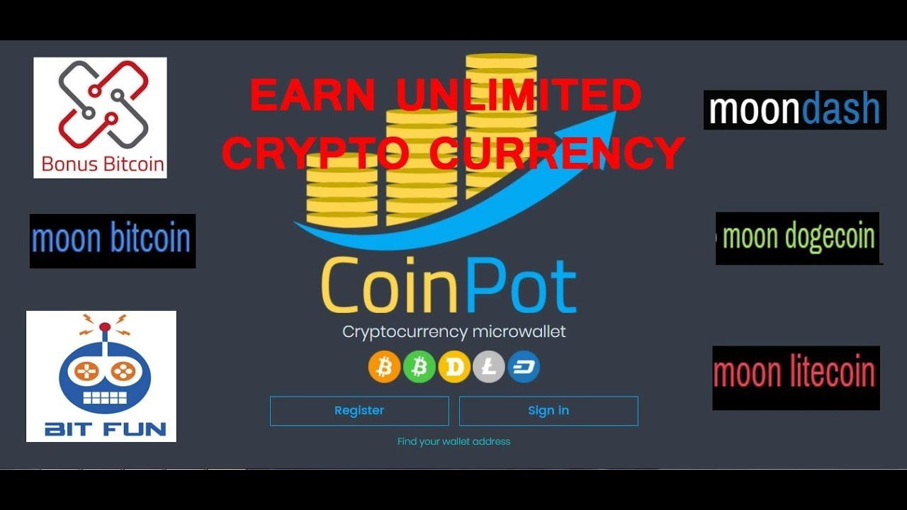 COINPOT Automatic Faucet (Portuguese) | Bitcoin Earning