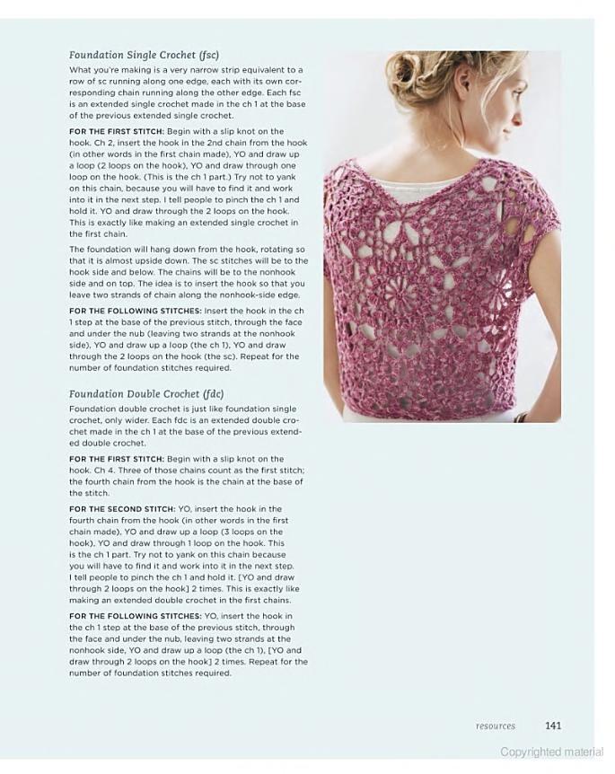 Convertible Crochet: Customizable Designs for Stylish Garments - Doris Chan - Google Books