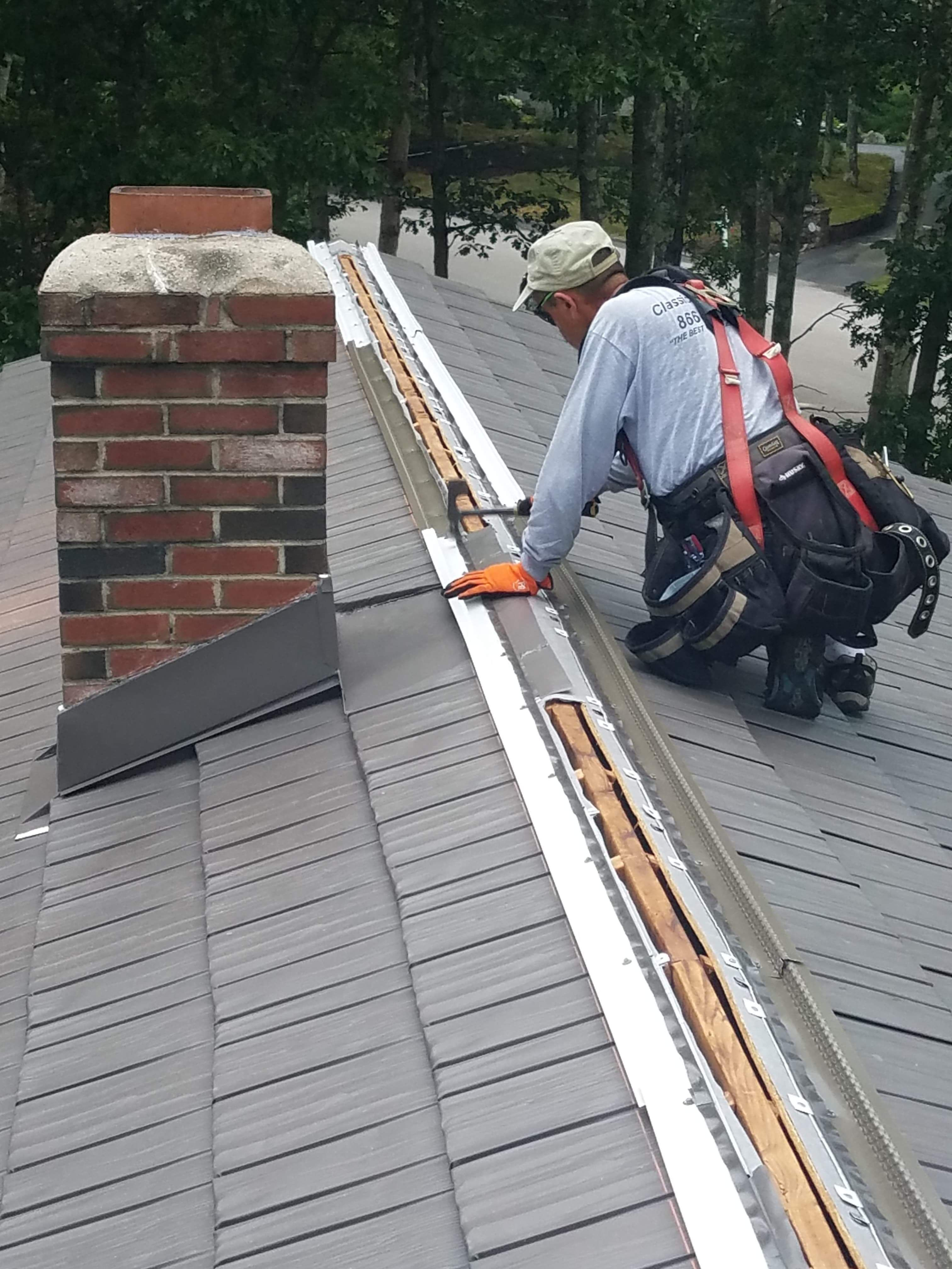 Faqs about ridge vents on metal roofs in ma budowa
