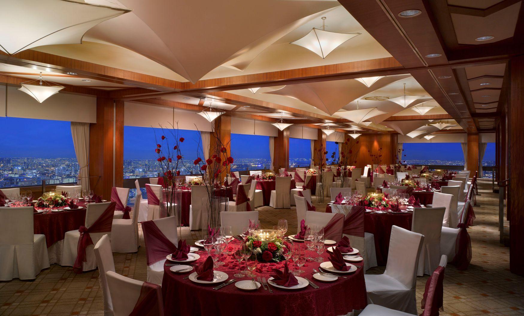 Botanic Garden Villa Halia Singapore Wedding Venues Pinterest Equinox Private Dining Room