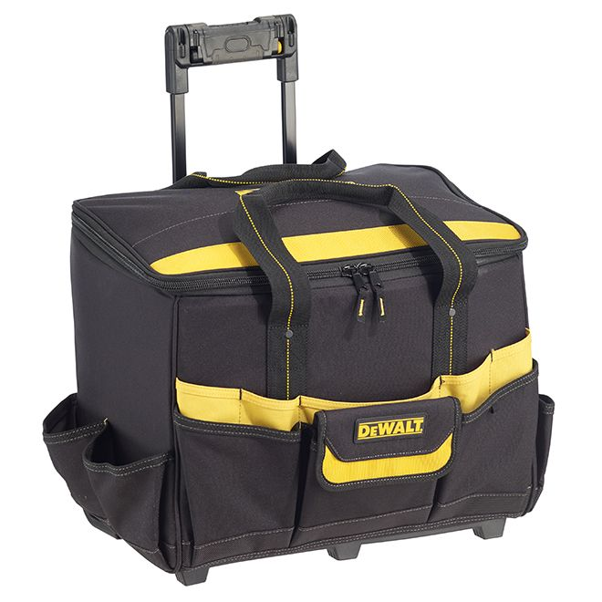 Roller Tool Bag With Built In Led Light