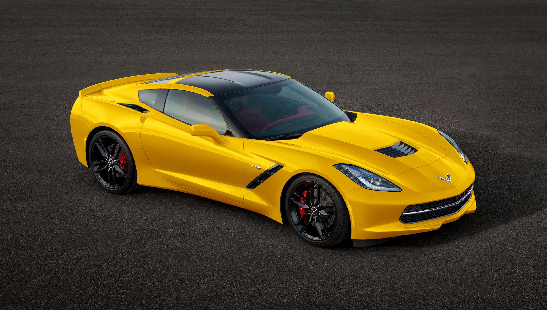 2014 Corvette Stingray Chevrolet Corvette Stingray 2014