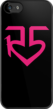 R5 phone case. Omg I need one of these!