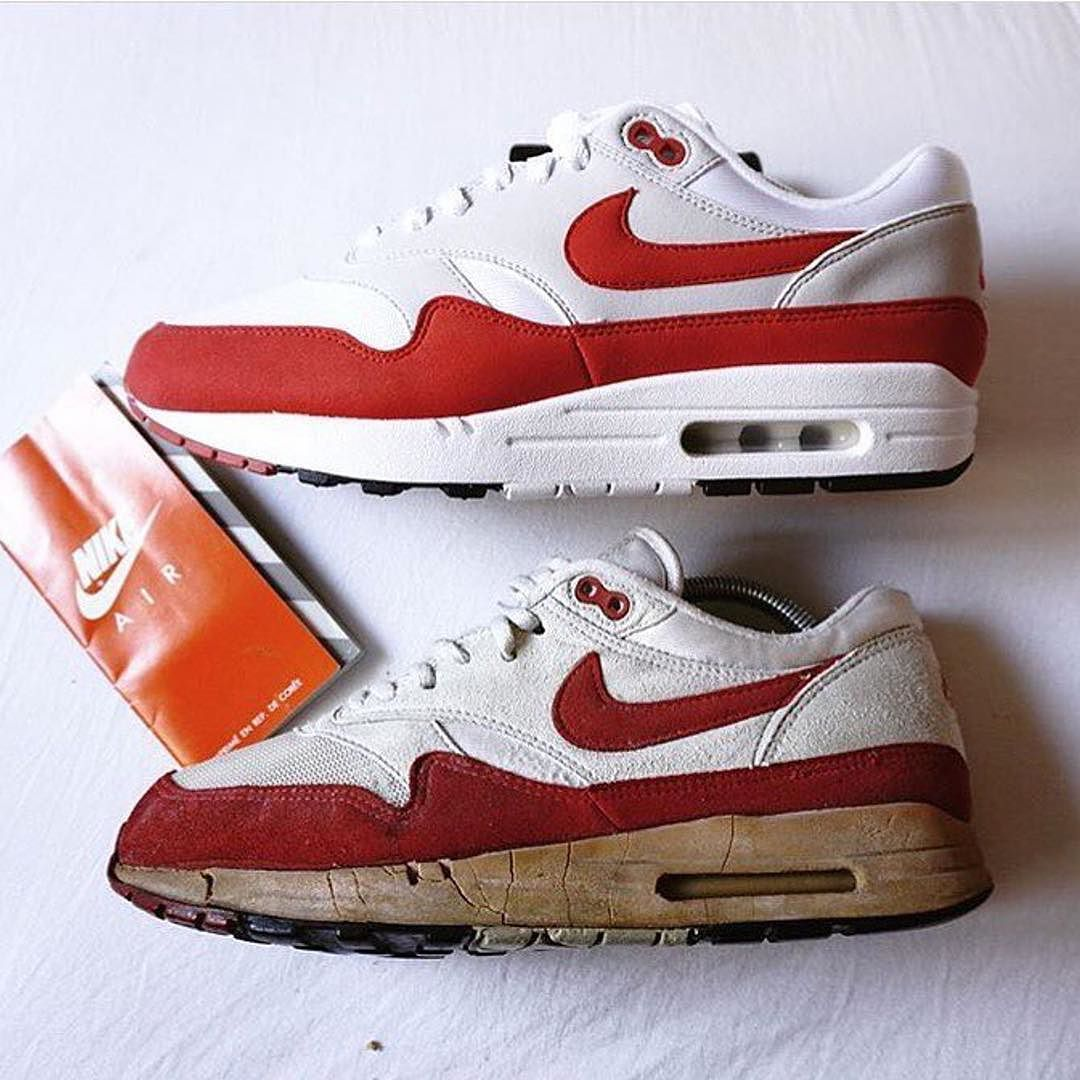 cc56ceec7a 2017 - 30 years of Air Max 1 by @mikeance . #airmax #airmaxalways