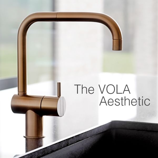 vola australia tapware and accessories