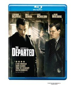 amazon com the departed blu ray leonardo dicaprio matt damon rh pinterest com