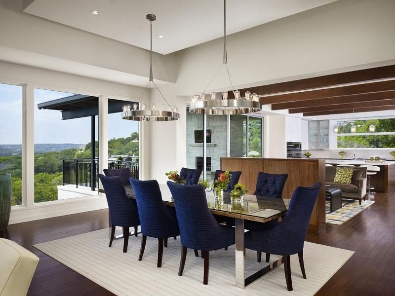 23 Sleek Contemporary Dining Room Designs   Page 3 Of 5
