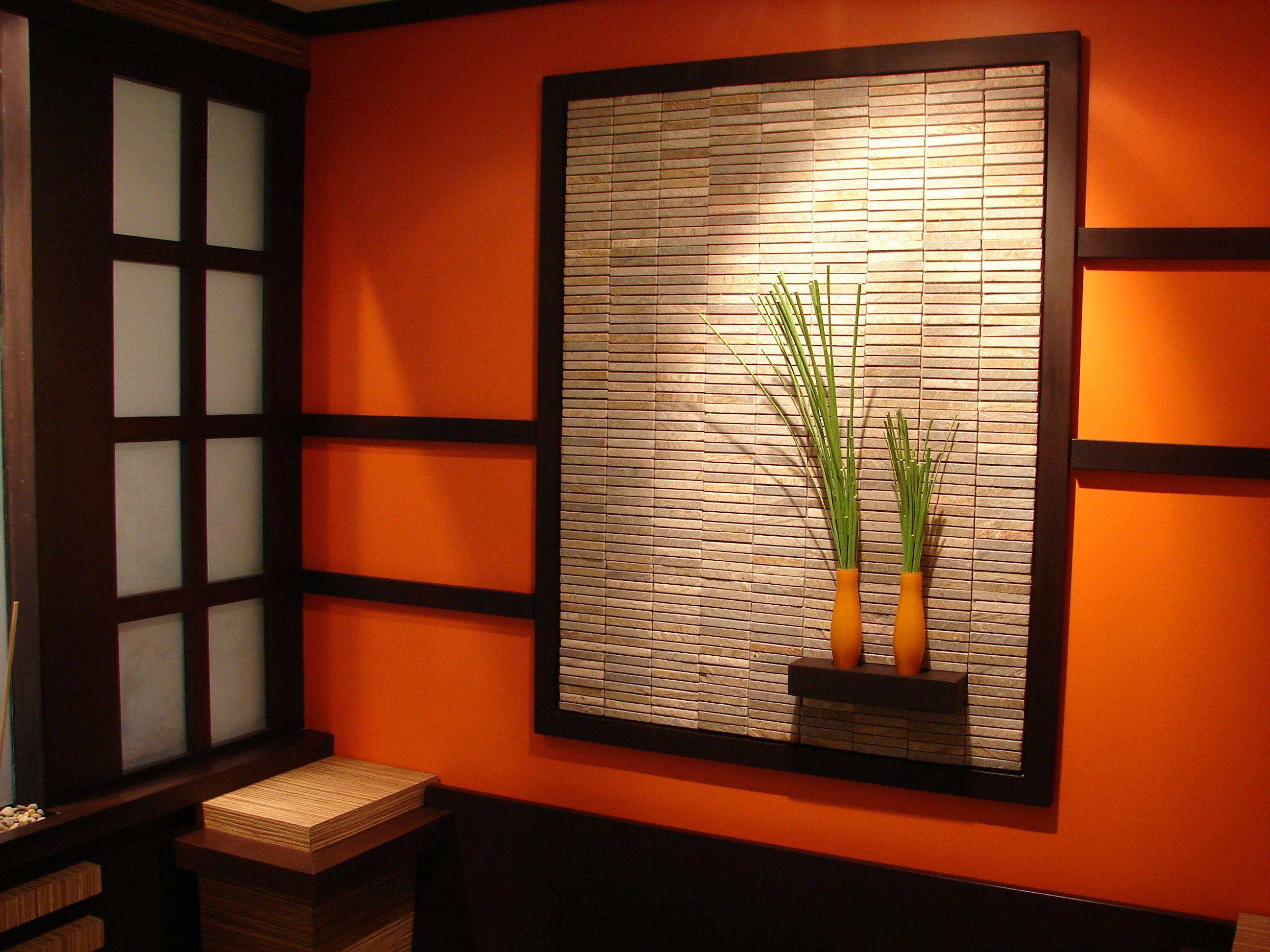 Sala de espera consultorio medico consultorio cancun art - Decoracion zen spa ...