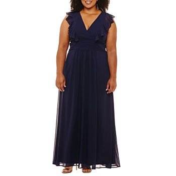 Plus Size Evening Gowns For Women Jcpenney Kathy Pinterest