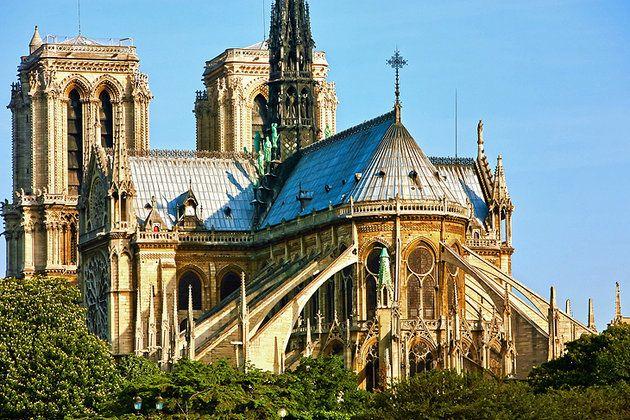 Revolutionary Gothic Architecture