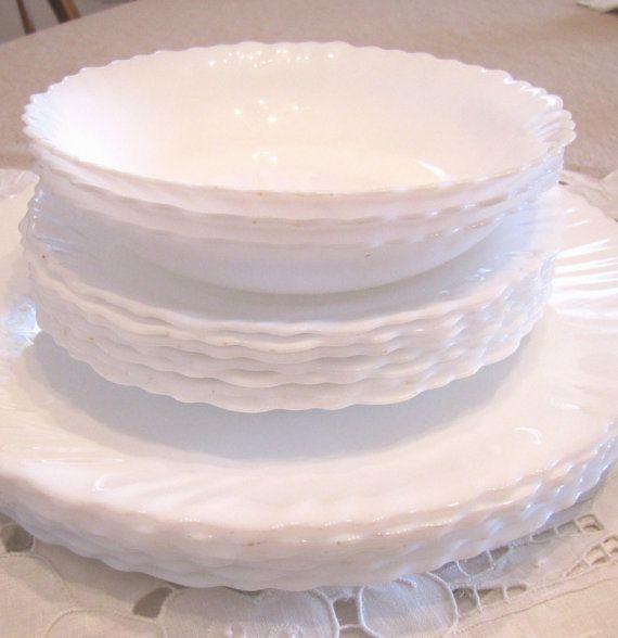 Arcopal France Dinner Plates