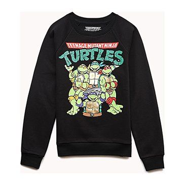 teenage mutant ninja turtles sweater