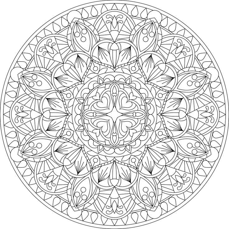 Knight S Promise A Free Printable Mandala Coloring Page From