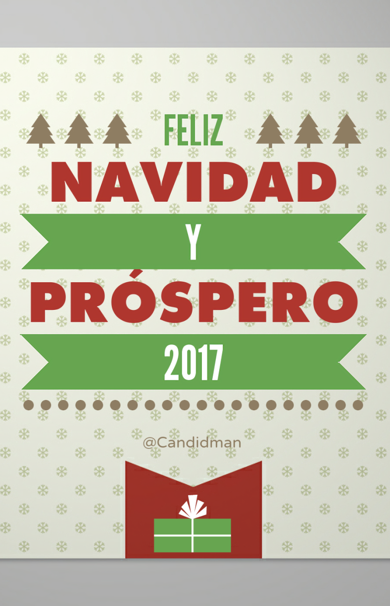 Frases felicitacion navidad 2017