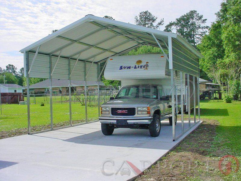 metalrvshelters Rv carports, Rv shelter, Metal rv carports