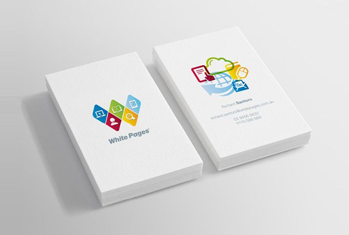 Design Minimalist Business Card  Business Cards And Business