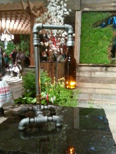 Light At Cleveland Home And Garden Show