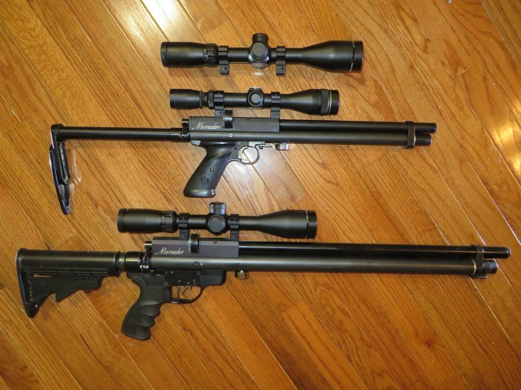 marauder pistol and rifle mods   Airgun   Guns, Airsoft