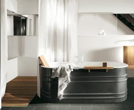 Bath Vieques Tub From Agape Lake Bathroom Budget