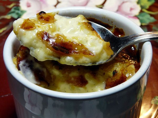 Creamy Coconut Cardamom Rice Pudding - Brulee - Cooking ...