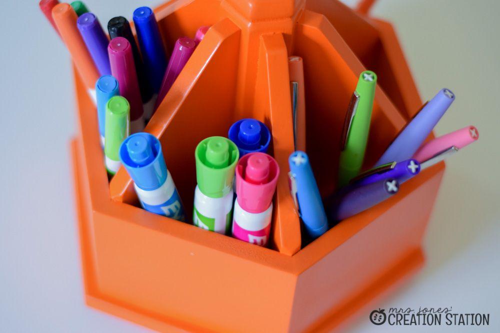 Photo of Playroom and Homeschool Classroom Tour