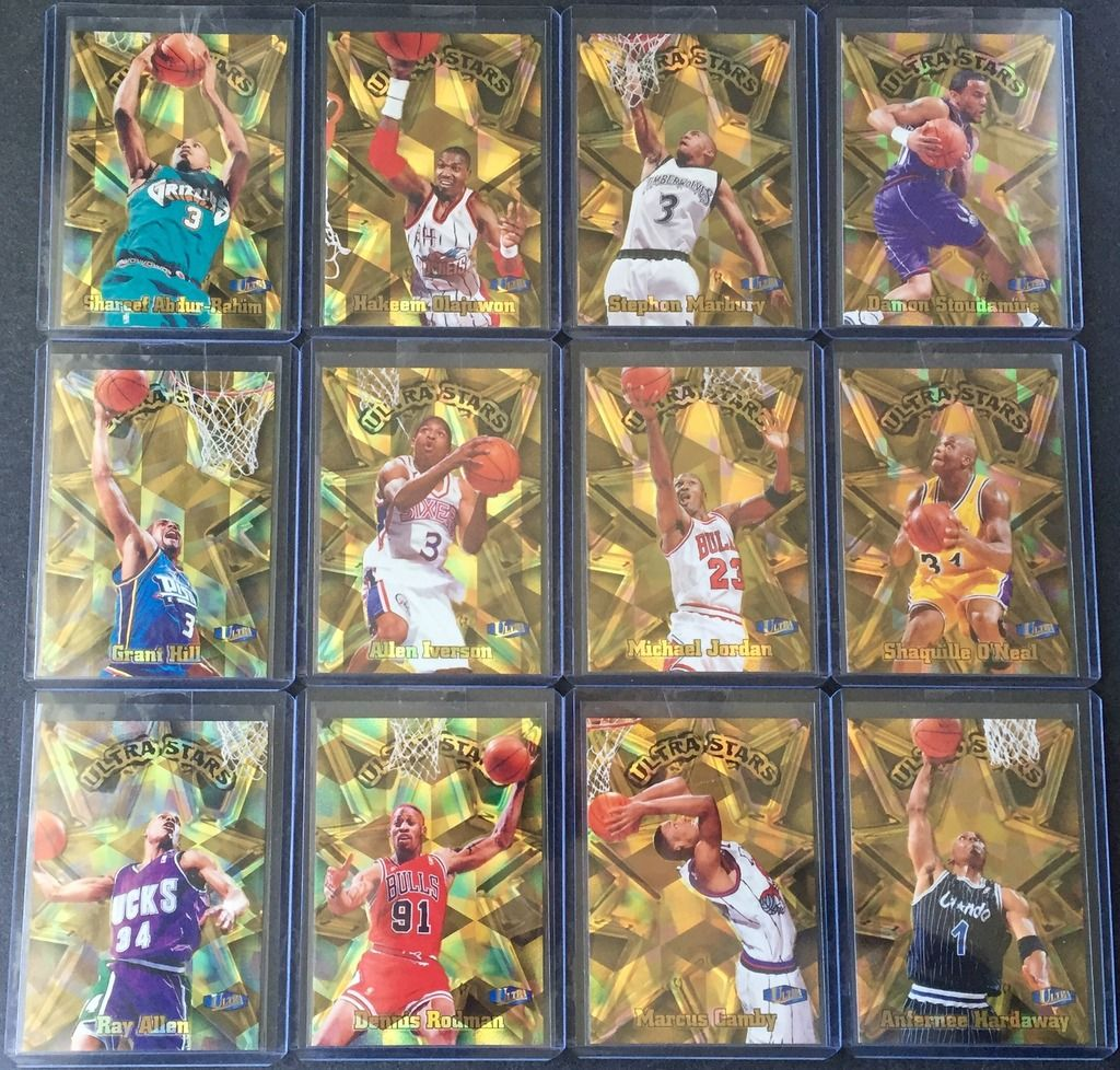 Epic 90s insert mailday d basketball cards cards epic