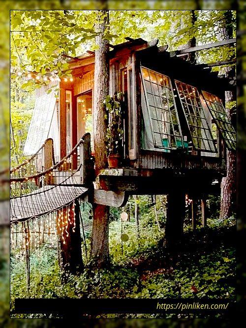 Pin auf Baumhäuser