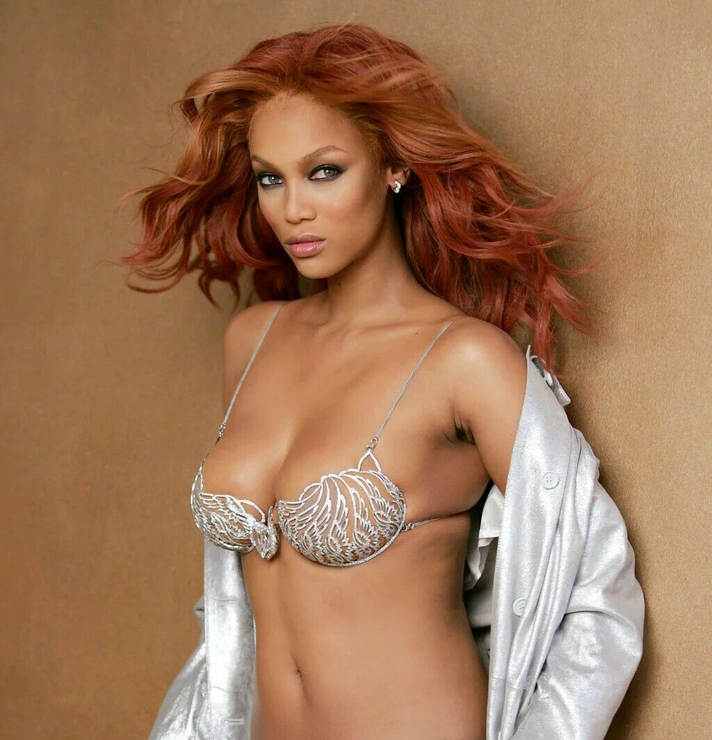 Tyra Banks Young Victoria S Secret: Tyra Banks, Fantasy Bra, Next