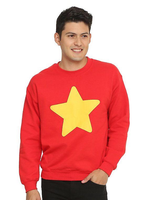 Steven Universe Star Sweatshirt,