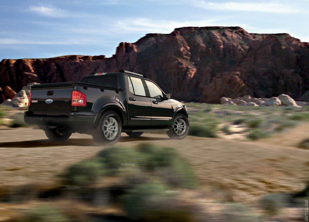 Каталог › 2007 Ford Explorer Sport Trac