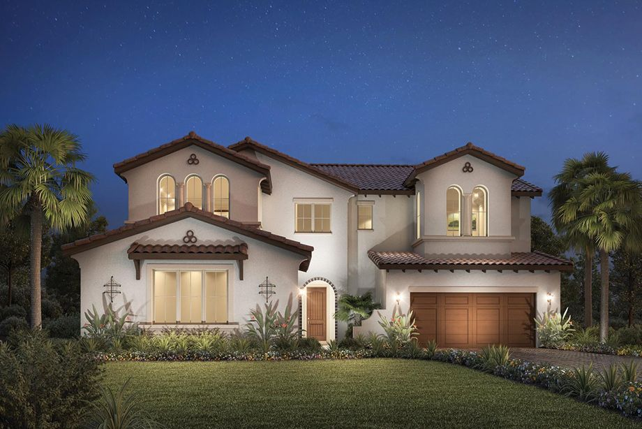 Winter Garden FL New Homes For Sale By Toll Brothers®. Lakeshore   Estates  Collection