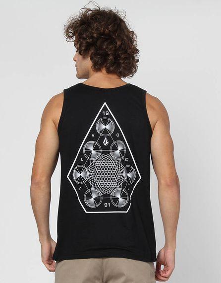 Camiseta Regata Volcom Space Time