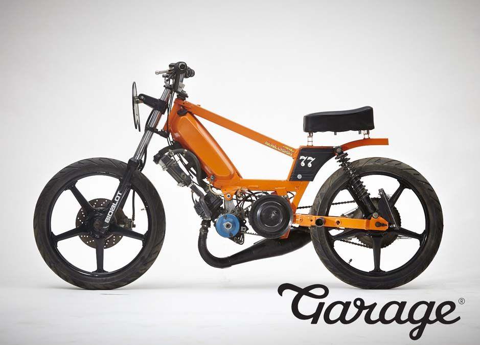 garage build 77 spx race bike mobylette 103 peugeot mbk autres cyclomoteur v hicules et. Black Bedroom Furniture Sets. Home Design Ideas