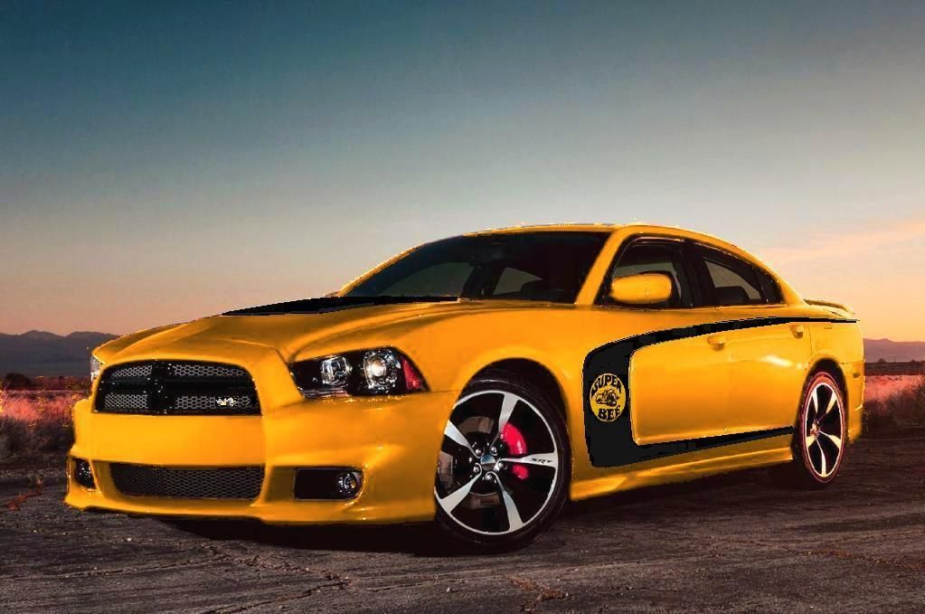 charger rumble bee | Dream Cars   | Dodge charger srt8, Cars